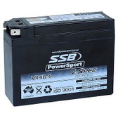 Battery High Performance AGM Dry Cell SR400 SR500 TT500 XT500