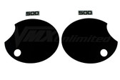 Side Panel Decal Set 78 TT500 Black