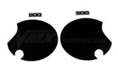 Side Panel Decal Set 79 TT500 Black