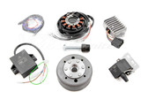 Ignition Kit SR500 TT500 XT500 Power Dynamo with Lighting
