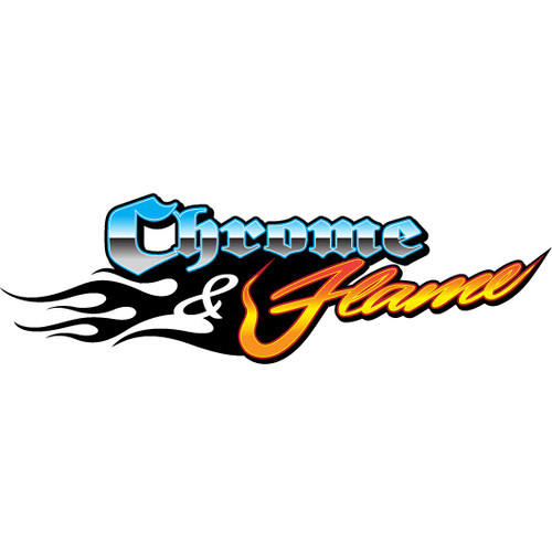 Chrome and Flame eJuice / eLiquid