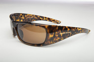 Biscayne Hydrophobic Polarized Tortoise Sunglasses