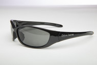 Transpac Black Polarized Sunglasses
