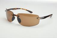 +2.0 Newport Tortoise Sun-Reader Polarized Sunglasses