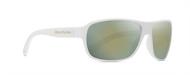 Brynn - White Frame - Yellow Green Lens