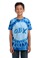 OBX TIE DYE YOUTH T-SHIRT