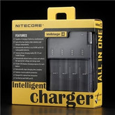 NiteCore SysMax i4 V2 Intellicharge Charger - 4 Channel