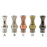 510 Stainless Steel Vase Drip Tip | VapeKing