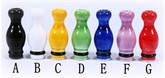 510 Ceramic Pawn Drip Tip
