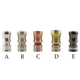 510 Shorty Stainless Steel Drip Tip | VapeKing