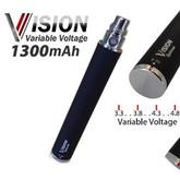 VISION 1300mAH Spinner EGO VV - FATBOY