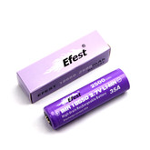 Efest Purple 18650 2500mAh IMR Battery - 35A | VapeKing