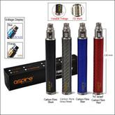 Aspire CF VV Battery - Carbon Fibre - 1600mAh | VapeKing