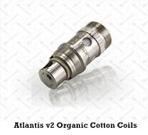 Atlantis BVC Organic Cotton Replacement Coils | VapeKing