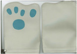 Exam Table Stirrup Covers