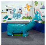 Dinosaur Theme Pediatric Environment Pack