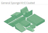 General Sponge Kit E Coated - YSGE