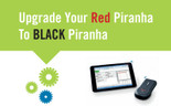 UPGRADE Red Piranha to Black Piranha