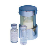 High Density Lead Glass Vial Shield