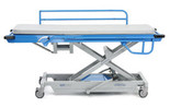 MRI Adjustable Height Stretcher
