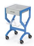 MRI Instrument Cart with Drawer