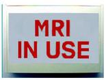 MRI Warning Light