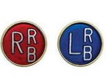BT-002 Button Markers