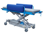 MRI Adjustable Height Stretcher - Pediatric Full Size