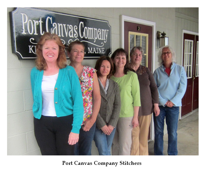 Port Canvas Store Stitchers