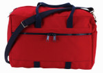 SHUTTLE BAG WITH DETACHABLE SHOULDER STRAP