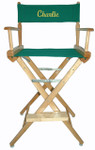 DIRECTORS CHAIR - BAR HEIGHT