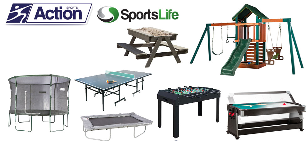 Outdoor Play & table sports