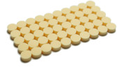 "Fingerboard Dot Position Markers 1/4"" dia. Cream 50pack"