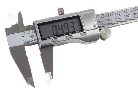 "6"" All metal digital calipers"