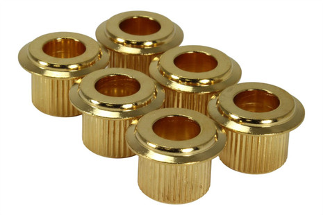 Large Flange 10mm Conversion bushings - Gold