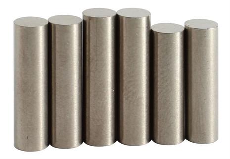 A2 Rod Magnet Staggered Set .187 diameter