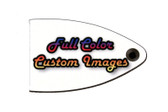 Custom Personalized Truss Rod Cover w/ your picture or logo for USA PRS guitars