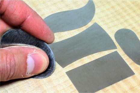 Mini Card Scraper