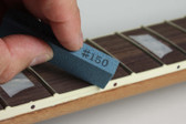 Guitar Fret Polishing Erasers #150 coarse Grit Set of 2