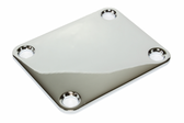 Thick Chrome neck plate