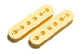 Humbucker Screw Side Pickup Bobbin Cream 49.2mm 2 pk