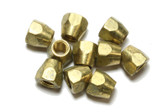 Brass Truss Rod Nut for Gibson® guitars Qty 10