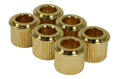 Gotoh Magnum Lock 10mm conversion bushings - Gold
