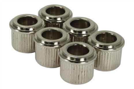 Gotoh Magnum Lock 10mm conversion bushings - Nickel