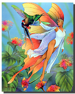 Butterfly Fairy Posters