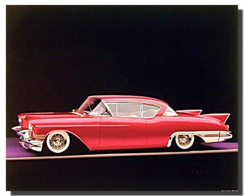 Worksheet. 1957 Cadillac Eldorado Car Poster  Car Posters  Automotive Posters
