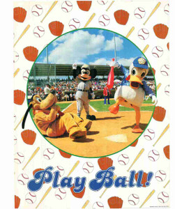 Cartoons Play Ball Kids Room Wall Decor Art Print Poster (24x36)