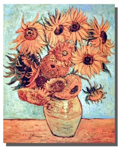 Sunflowers by Vincent van Gogh Poster   Art Posters