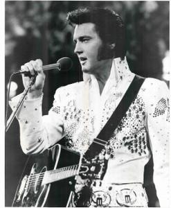 Elvis Presley Singing