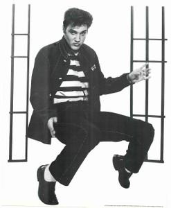 Elvis Presley Dancing And Posing